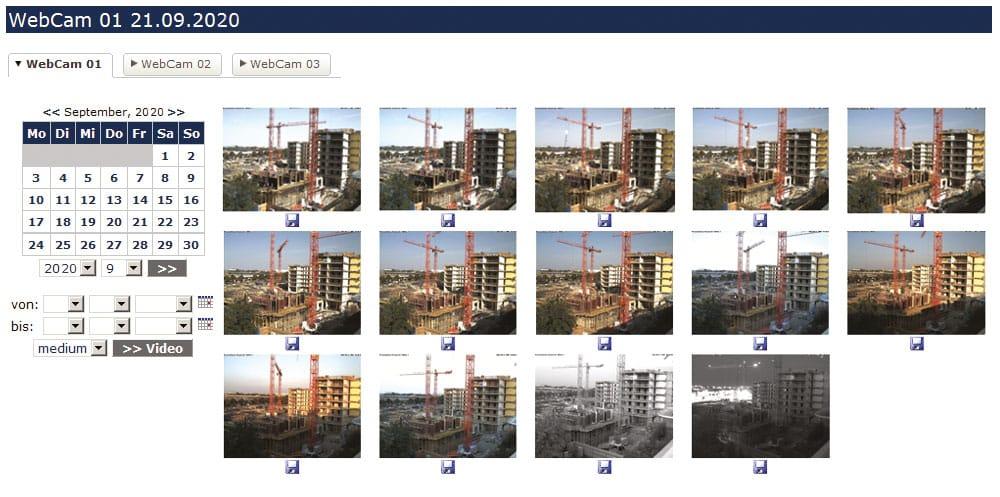 PREVERA Webcam