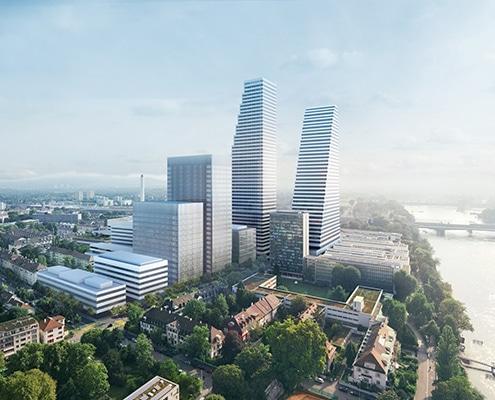 Prevera Referenzprojekt Roche Basel